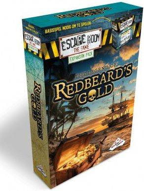 Escape Room The Game expansion - Redbeard