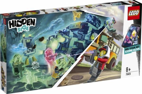 Paranormale Interceptiebus Lego (70423)