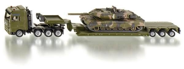 Siku Zwaar transport met tank