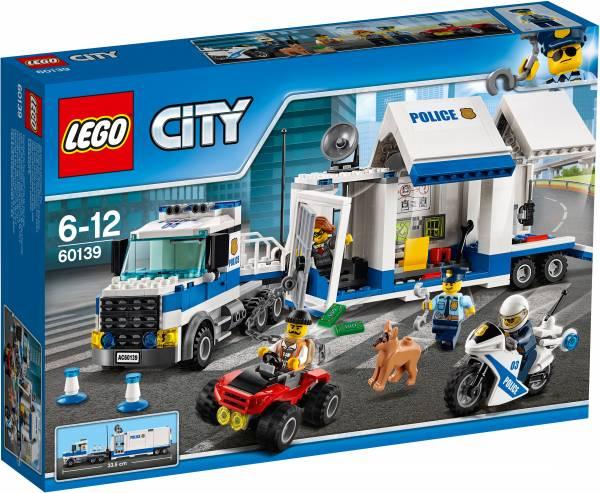 Mobiele commandocentrale Lego (60139)