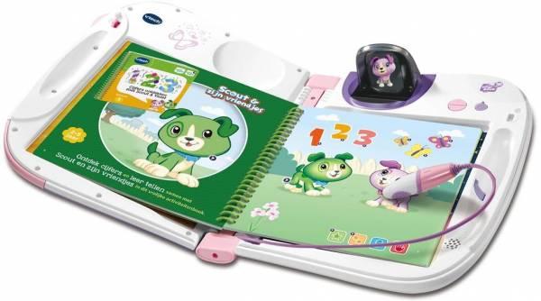 MagiBook Holo Vtech roze: 2+ jr (80-603952)