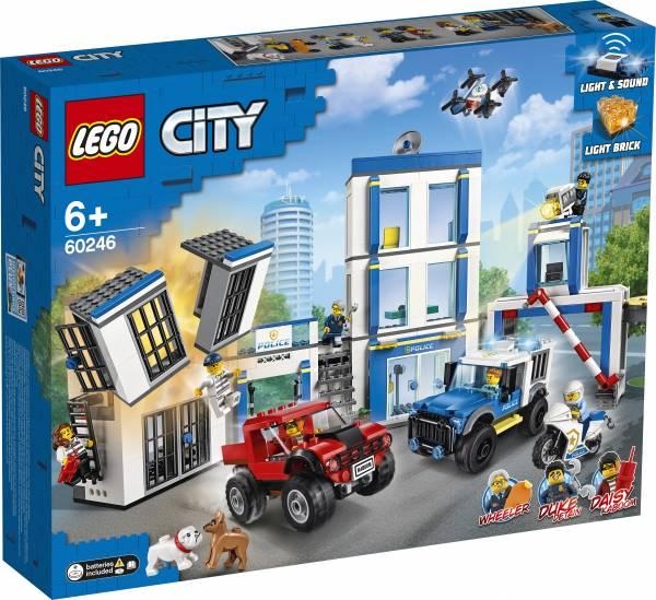 Politiebureau Lego (60246)