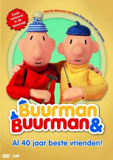Dvd Buurman en Buurman: 40 jaar beste vrienden (67 91)