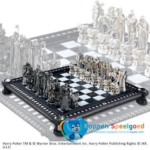 Final Challenge schaakset