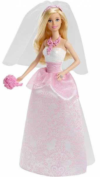 Bruid Barbie (CFF37)