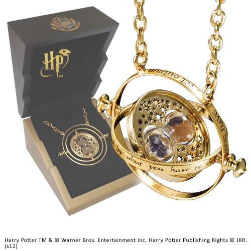 Time Turner GP sterling zilver