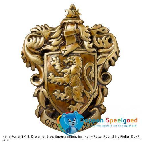 Gryffindor schild wanddecoratie
