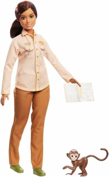 Natuurbeschermer Barbie (GDM48)