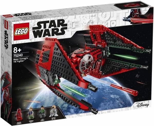 Major Vonreg`s TIE Fighter Lego (75240)