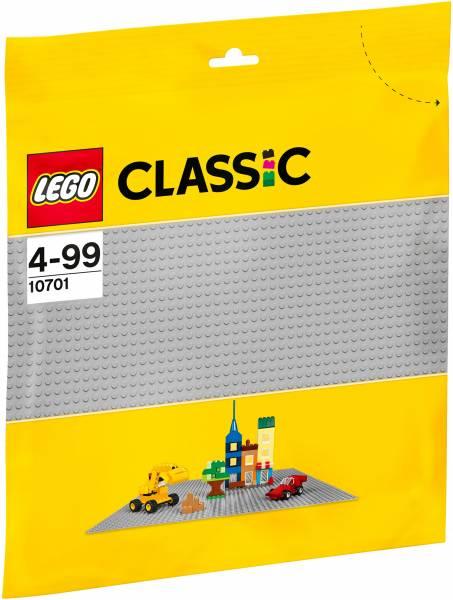 LEGO Classic 10701 Grijze bouwplaat