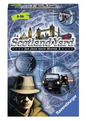 RAVENSBURGER Scotland Yard: Reisspel