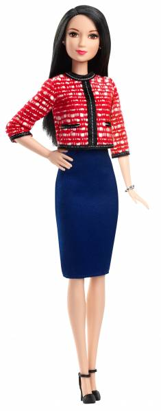 Carriere Barbie 60th Anniversary: Politica (GFX28)