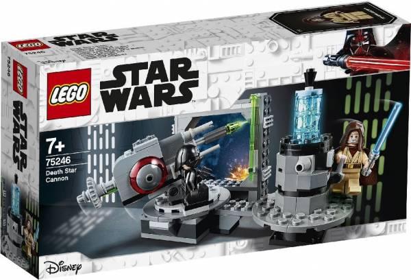 Death Star kanon Lego (75246)