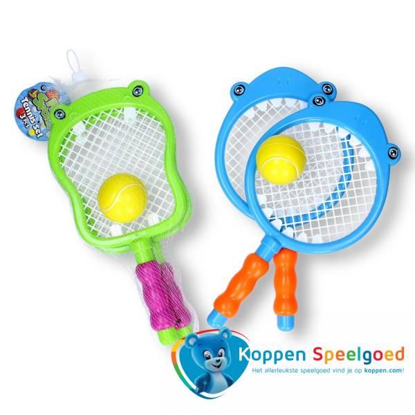 Tennisset dier inclusief bal