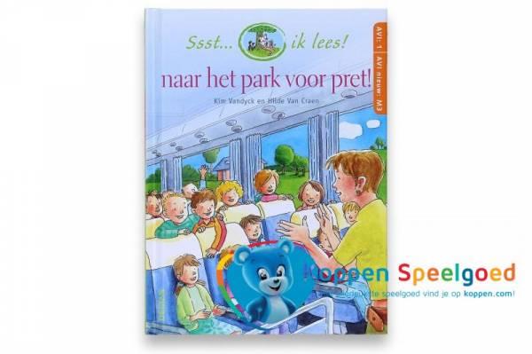Boek, Ssst... ik lees! Naar het park voor pret! AVI1 M3