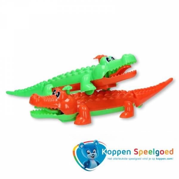 Opdraai krokodil