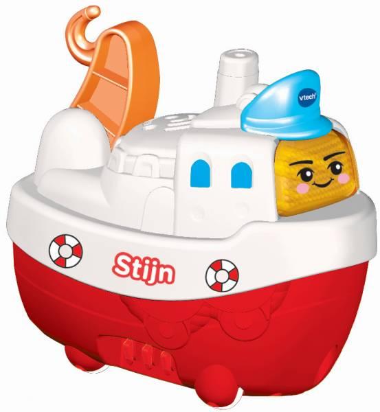 Blub Blub Bootjes Vtech: Stijn Sleepboot 12+ mnd