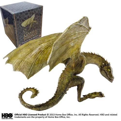 Game of Thrones - Rhaegal sculptuur