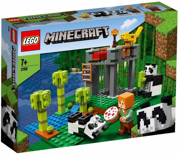 The Panda Nursery Lego (21158)