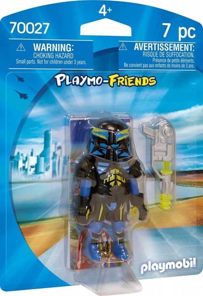 Ruimteagent Playmobil (70027)