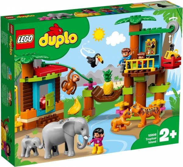 Tropisch eiland Lego Duplo (10906)