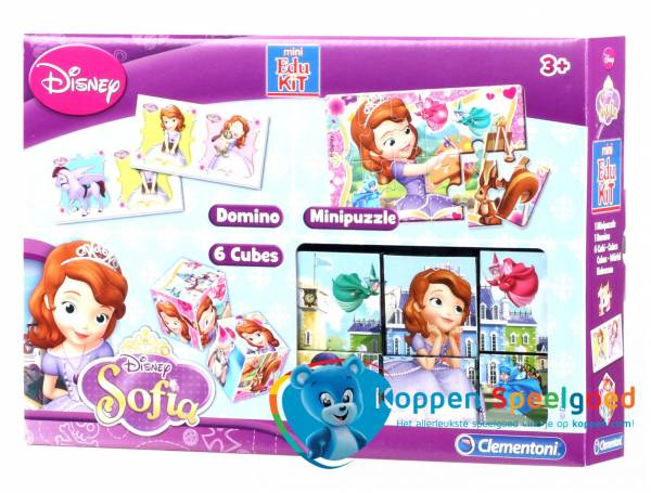Disney Prinses Sofia the First speelset