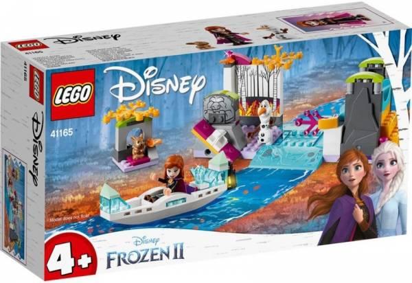 Anna`s Kano Expeditie Lego (41165)
