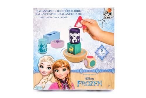 Disney Frozen balans spel, hout
