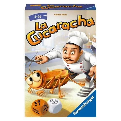 Ravensburger: Reisspel La Cucaracha