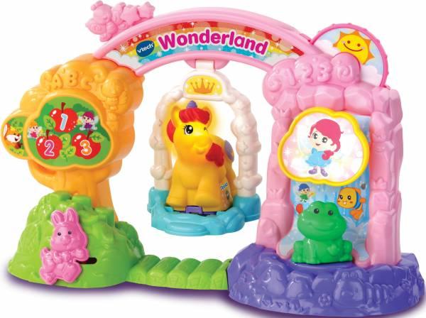 Zoef Zoef dieren Vtech: Wonderland 12+ mnd (80-515 023)