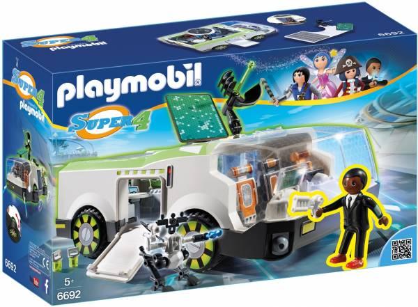 Playmobil 6692 Kameleon met Gene