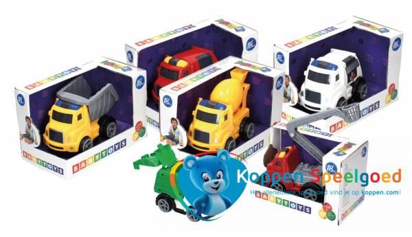 Speelgoedauto werkverkeer