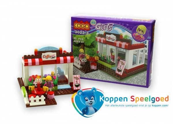 COGO Girls koffiehuis 99 delig