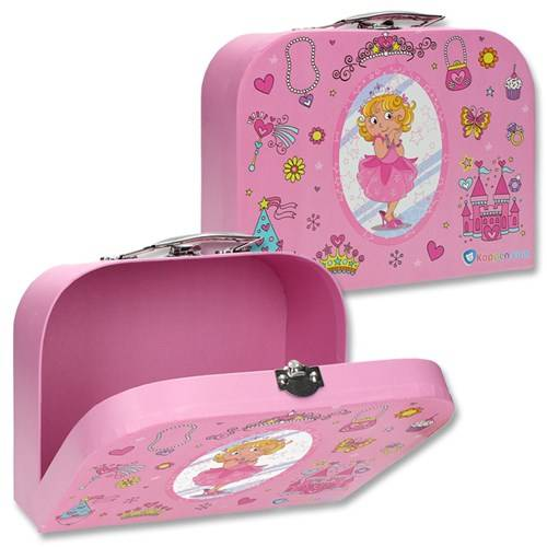 Koffer prinses