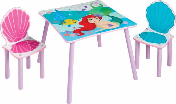 Tafel met stoeltjes Princess (527DYC01E)