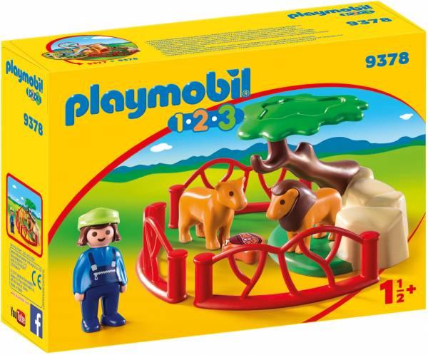 Leeuwenverblijf Playmobil (9378)