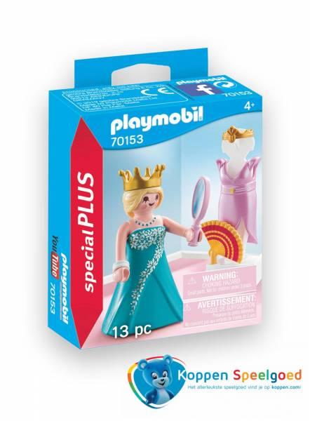 PLAYMOBIL Prinses met paspop - 7153