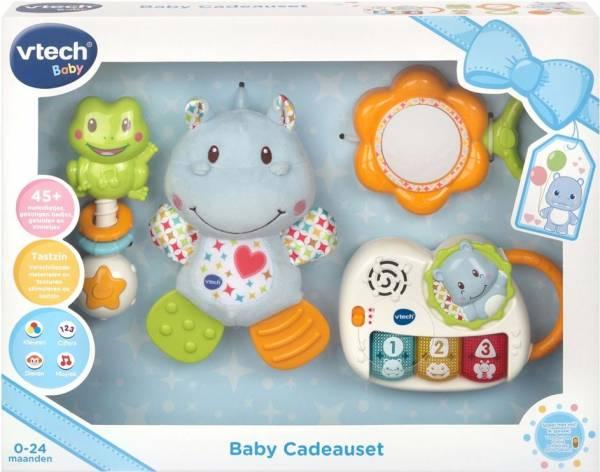 Baby Cadeauset blauw Vtech: 0+ mnd (80-522023)