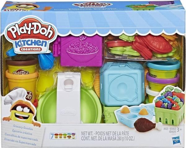Supermarkt Play-Doh: 280 gram (E1936)