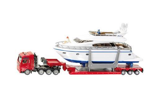Siku Zwaar transport met jacht