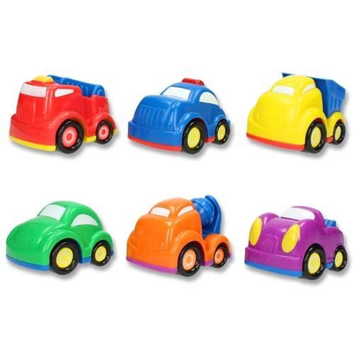 Gekleurde auto