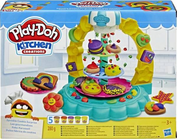 Koekjestoren Play-Doh: 280 gram (E5109)