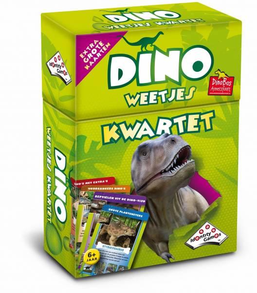 Kwartet Dino`s (FSC11168)