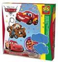 SES Strijkkralen Disney Cars