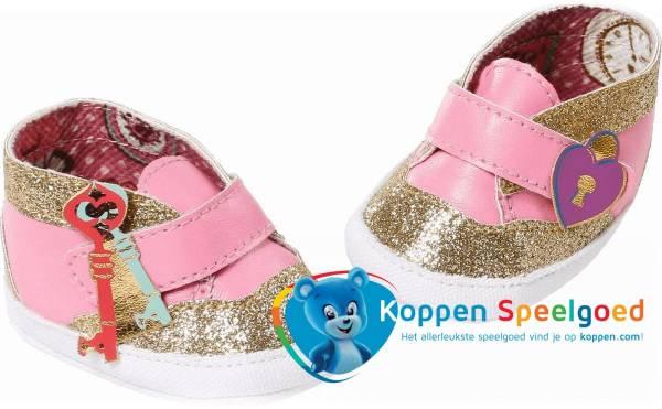 Schoenen Baby Annabell: goud/roze (867955/700853)