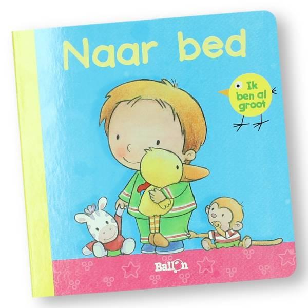 Boekje Ik ben al groot, naar bed