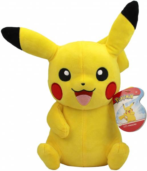 Pluche Pokemon: Pikachu 30 cm (36261/36258)