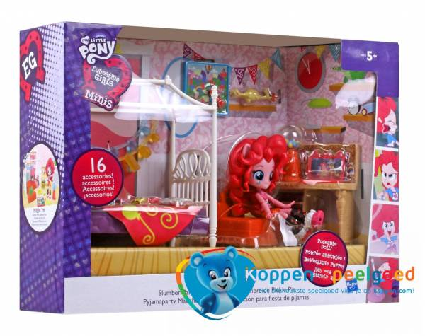 My Little Pony logeerset