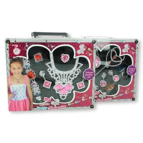 Koffer met sieraden prinses
