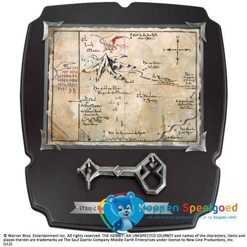 Thorins map en sleutel